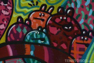 Grafite em Santa Teresa