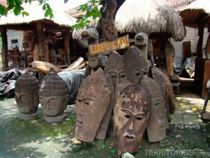 Arte em pedra