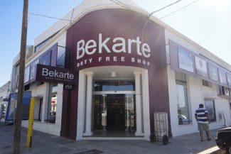 Free Shop Bekarte