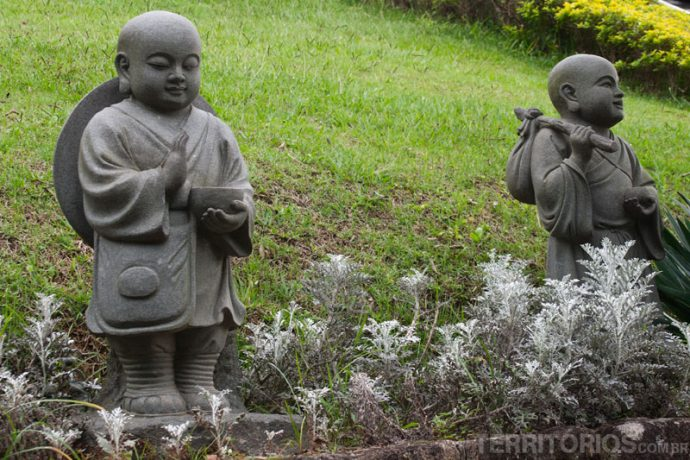 Budas crianças