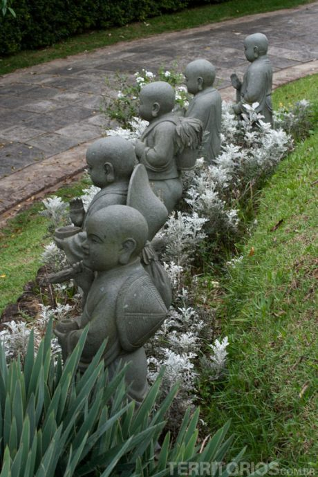 Esculturas de Buda