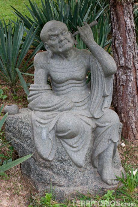 Buda idoso