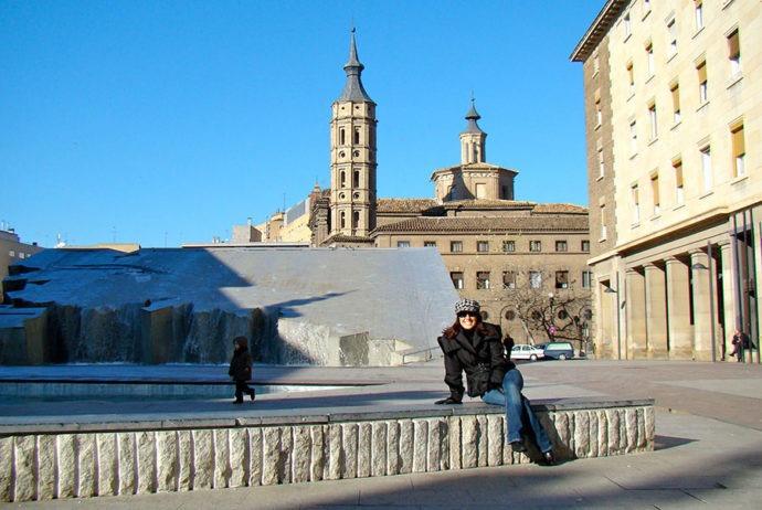 Plaza Nuestra Señora del Pilar