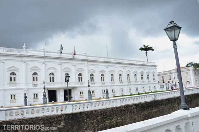 Palácio dos Leões, antiga fortaleza