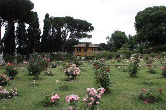 Jardim de Rosas de Roma