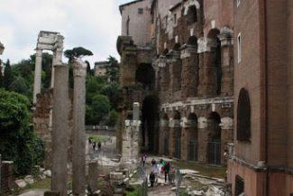 Caminho para o Ghetto di Roma