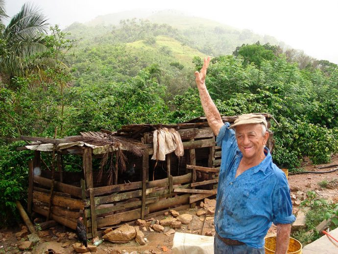 Fazendeiro cubano