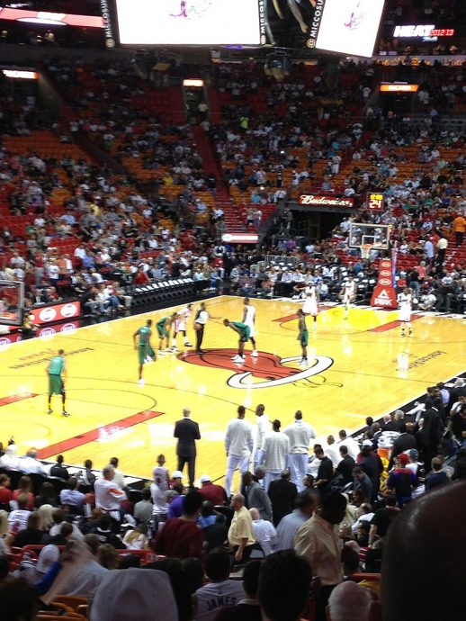 Lets go Heat!
