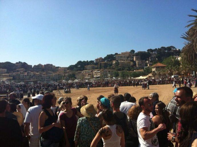 Festa na paria de Mallorca