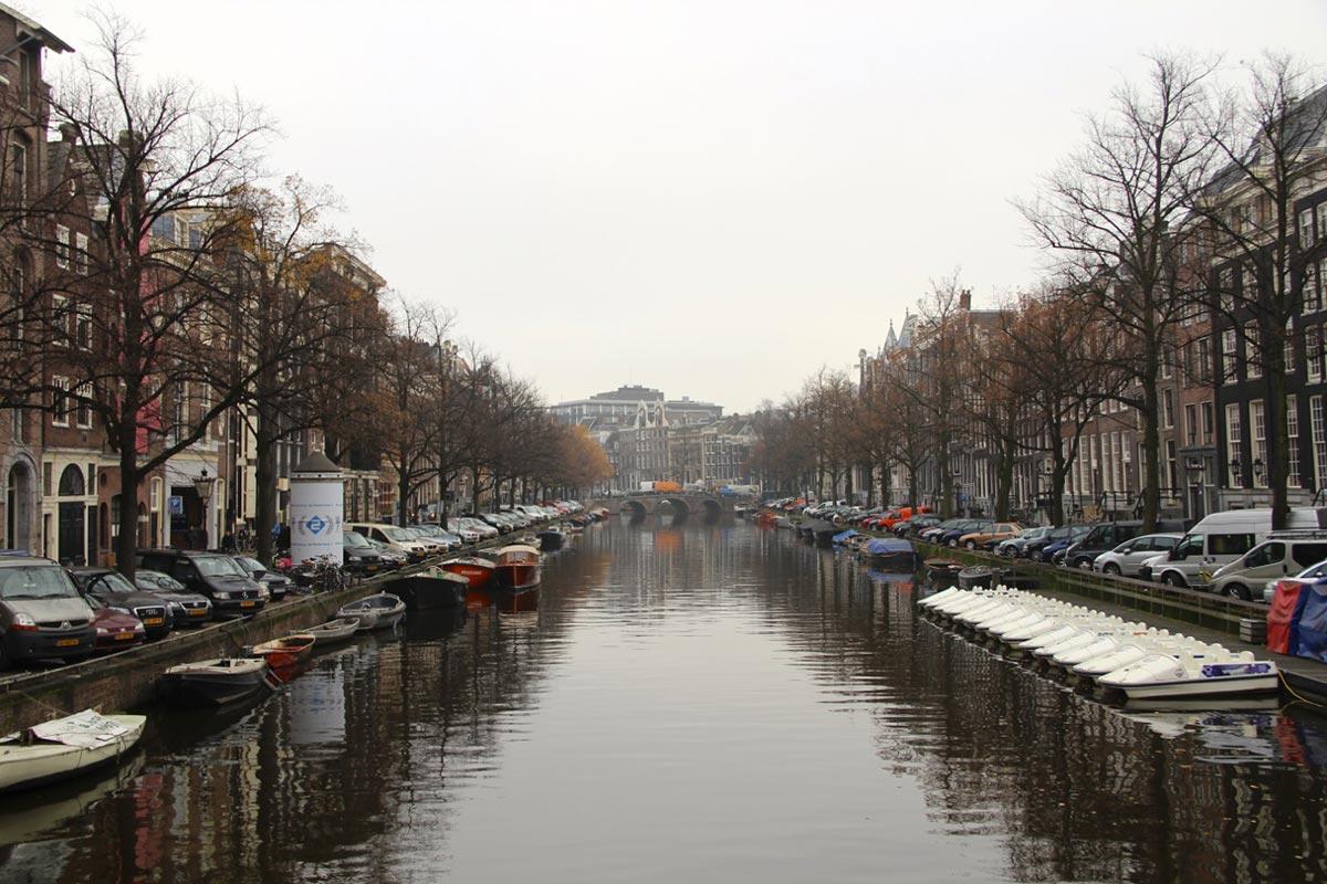 Amsterdam, parada obrigatória na Europa