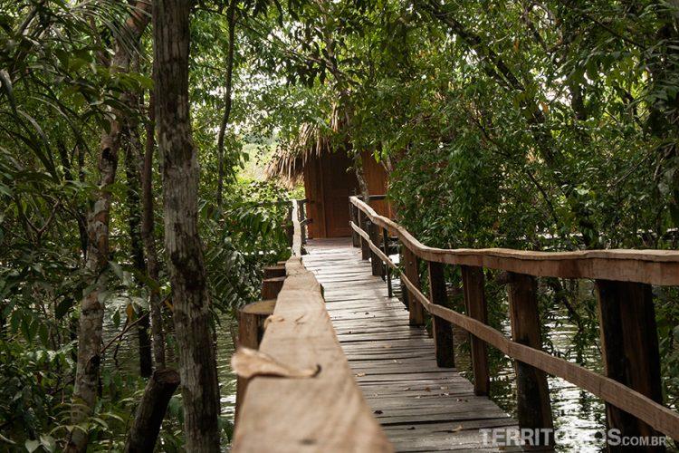 Juma Amazon Lodge hotel de selva