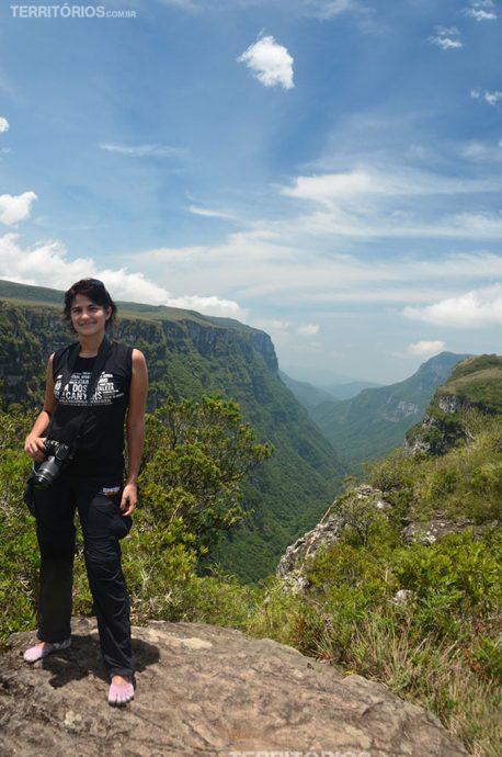 No Fortaleza, o canyon que eu mais gosto na cidade