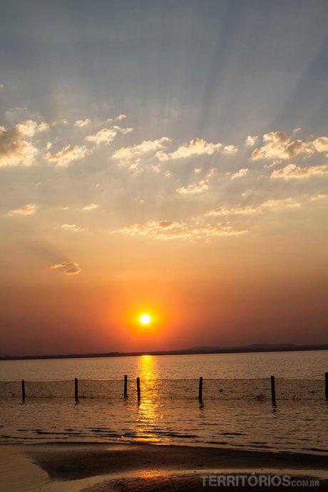Pôr do Sol em Palmas