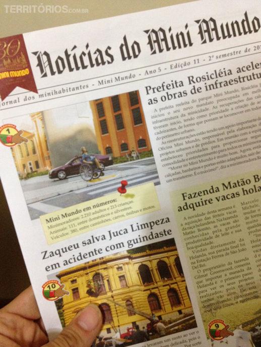 Jornal do Mini Mundo