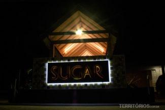 Fachada da boate Sugar