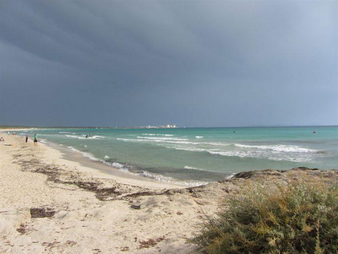 Praia de Ses Covetes