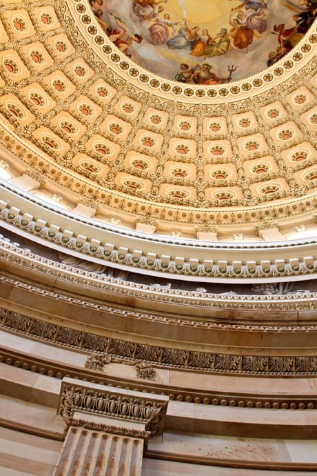 Interior do Capitólio