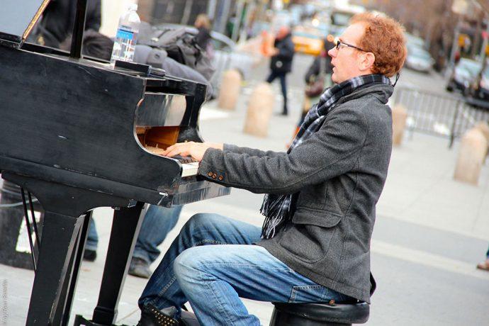 Pianista de Rua