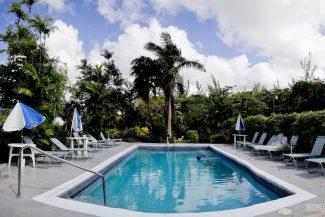 A piscina