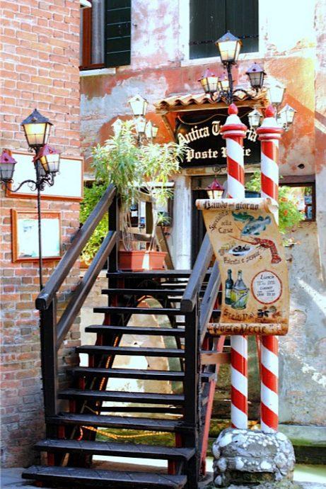 Onde comer em Veneza: Trattoria Poste Vecie