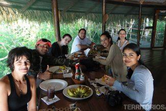 hotel de selva