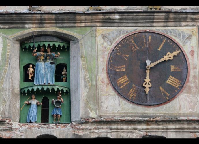 Relógio da Torre