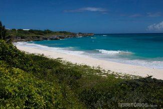 Praias perfeitas em Barbados