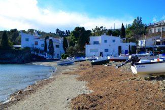 Casa-Museo Dalí ali atrás