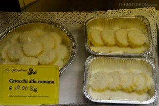 pasta feita à mão por Italianas