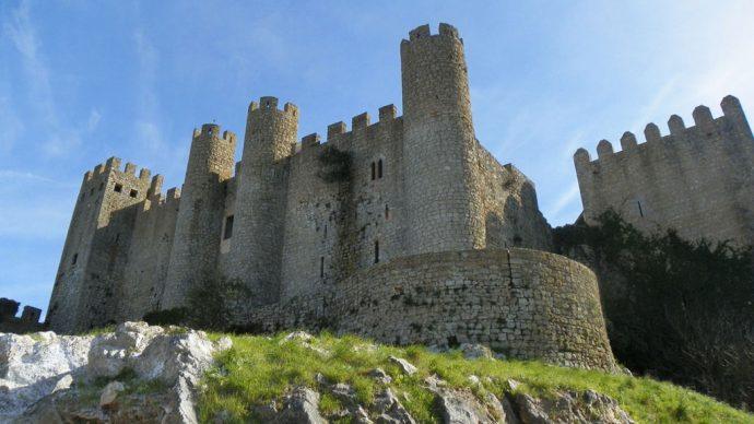 Castelo digno de histórias de cavaleiros e princesas