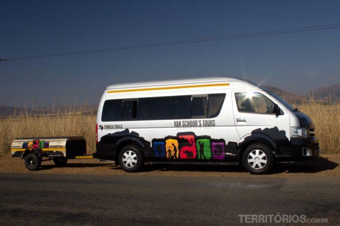 Viajantes África do Sul