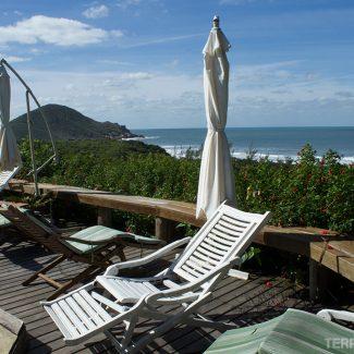 Vida, sol e mar na Praia do Rosa