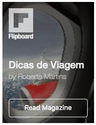 Dicas gerais de viagem no Flipboard