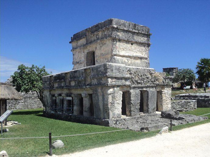 Templo de los frescos