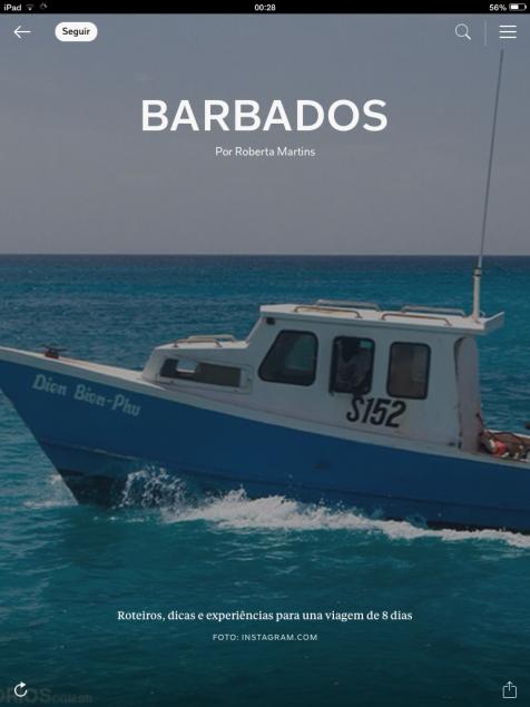 Todos os posts de Barbados no Territórios e instagram