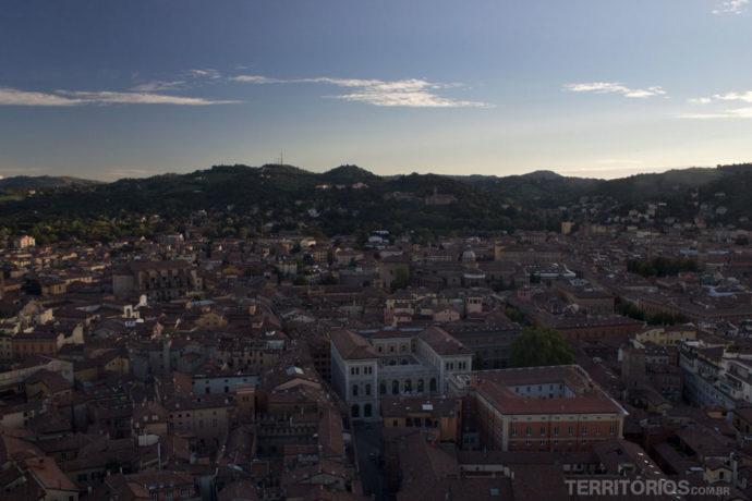 Vista da Torre Asinelli