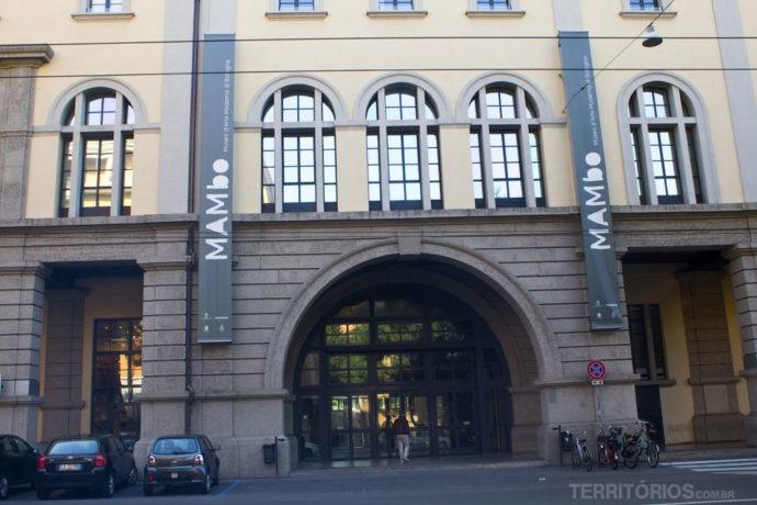 Museu de Arte Moderna de Bolonha