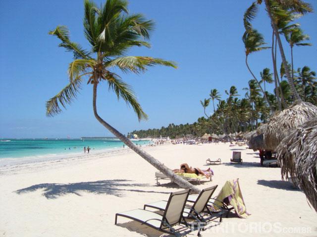 Punta Cana, na República Dominicana