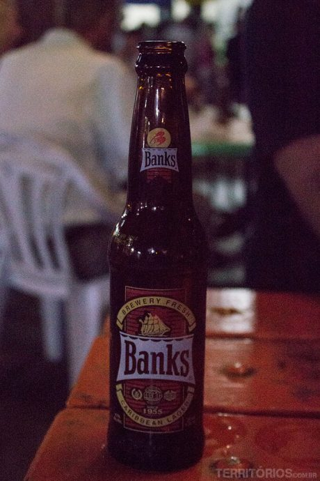 Cerveja bajan Banks
