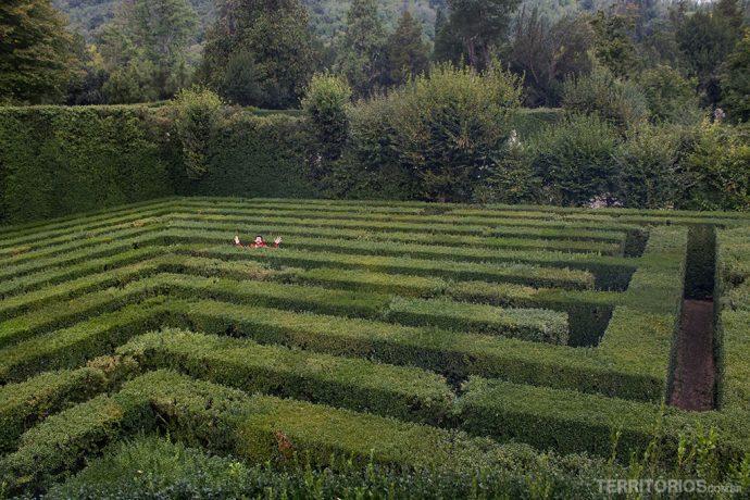 Foto da Semana #151 Perdido no Labirinto