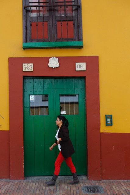 Cores de Bogotá