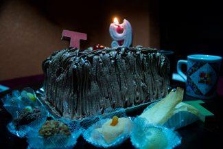 Festejando os nove anos com os doces de Pelotas