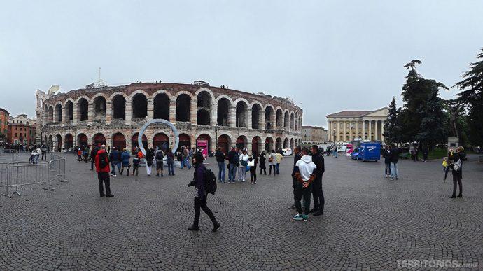 Arena na Piazza Bra