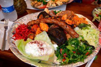 Comer em Istambul
