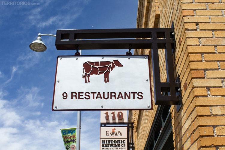 Onde comer no Arizona