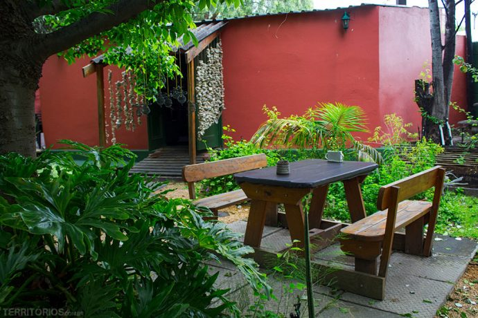 Jardim do Paradise Backpackers