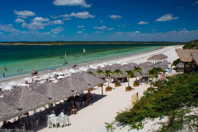Lagoa do Paraíso no Alchymist Beach Club