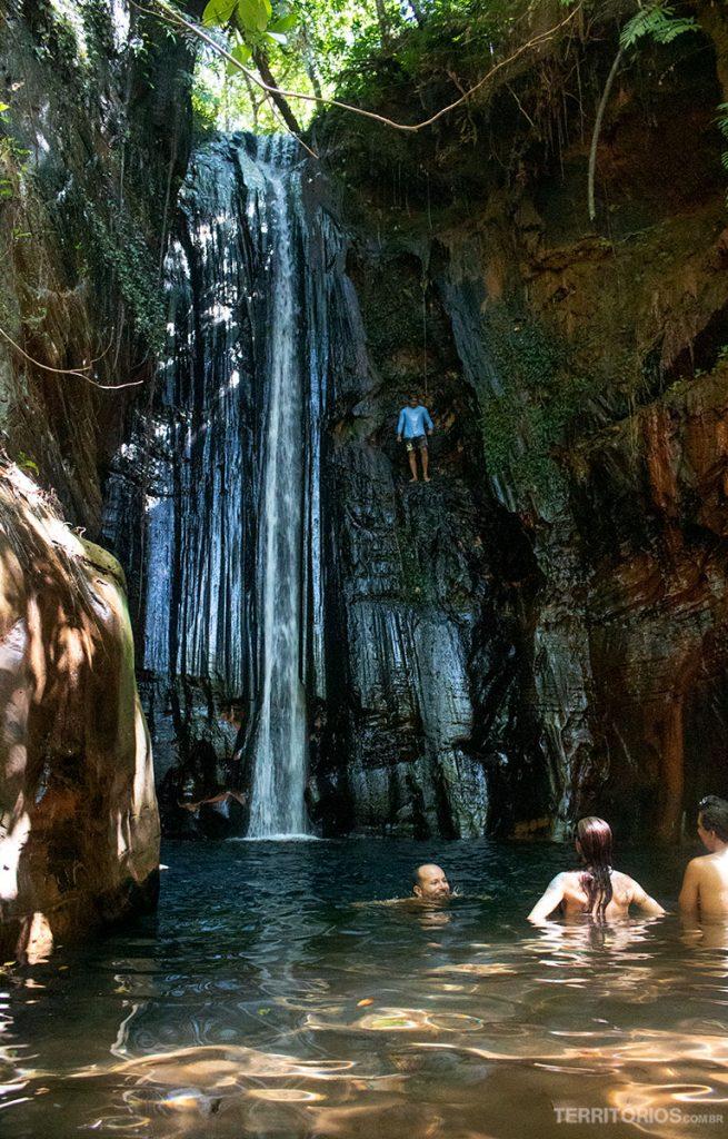 Cachoeira do Capelão
