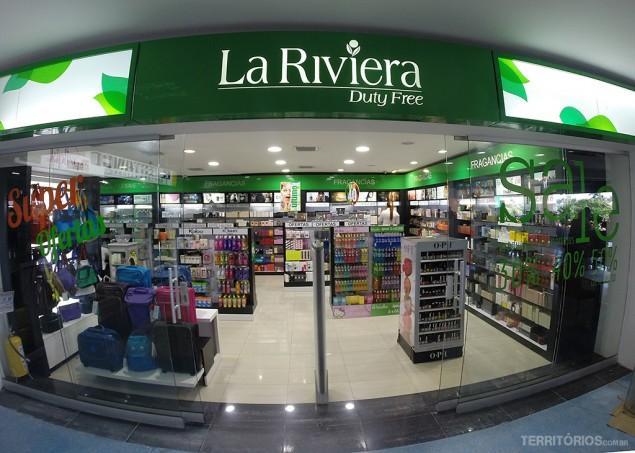 A maior rede de free shop de San Andrés