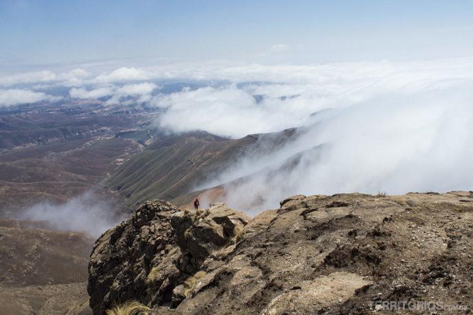Dia Internacional da Montanha- Parque Nacional Royal Natal - África do Sul